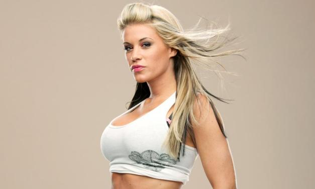 Former WWE star Ashley Massaro Dead at 39