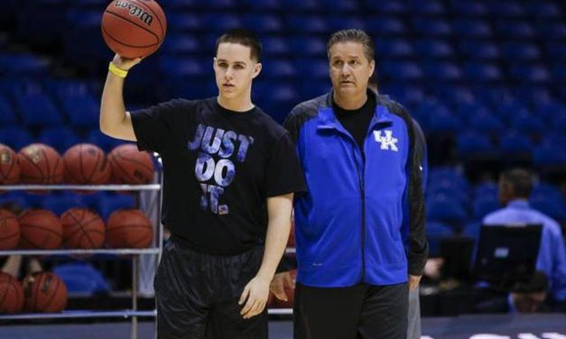 Brad Calipari is Transferring from Kentucky and Didn't Tell His Family