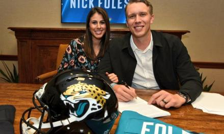 Nick Foles Skipping OTAs for Personal Reasons