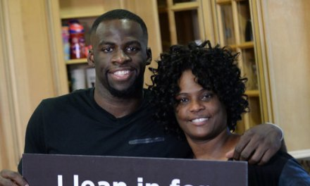 Draymond Green's Mother Takes a Shot at Steph Curry after Warriors Game 3 Loss
