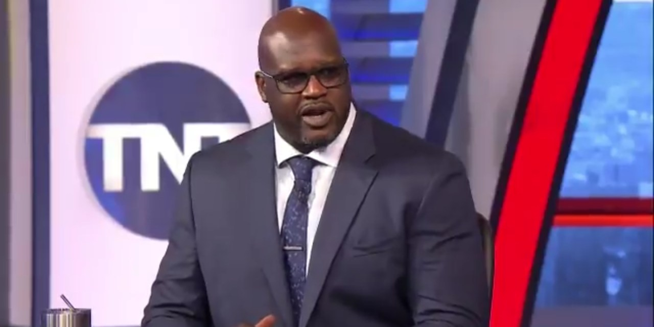 Shaq Trashed Joel Embiid Again for Being Sick