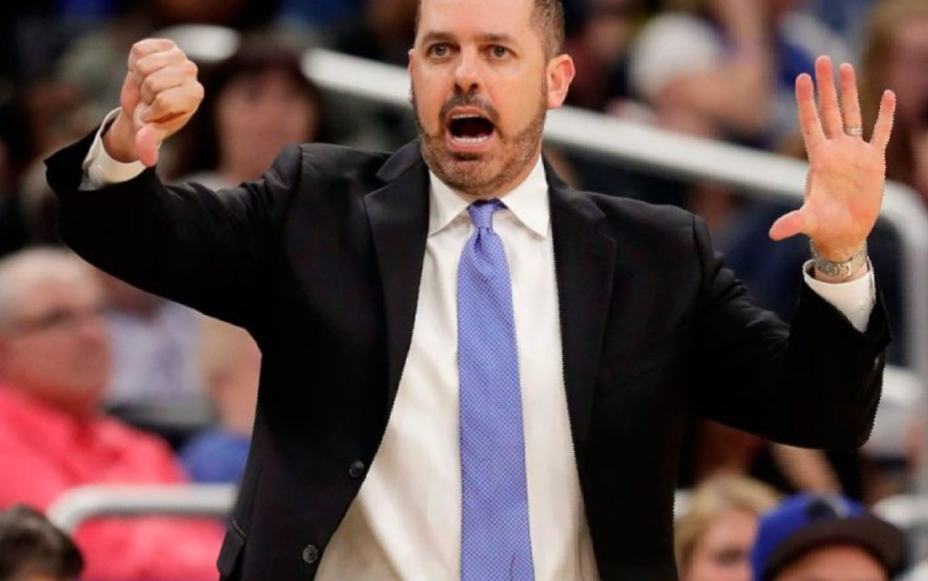Lakers Hire Frank Vogel as Their New Head Coach