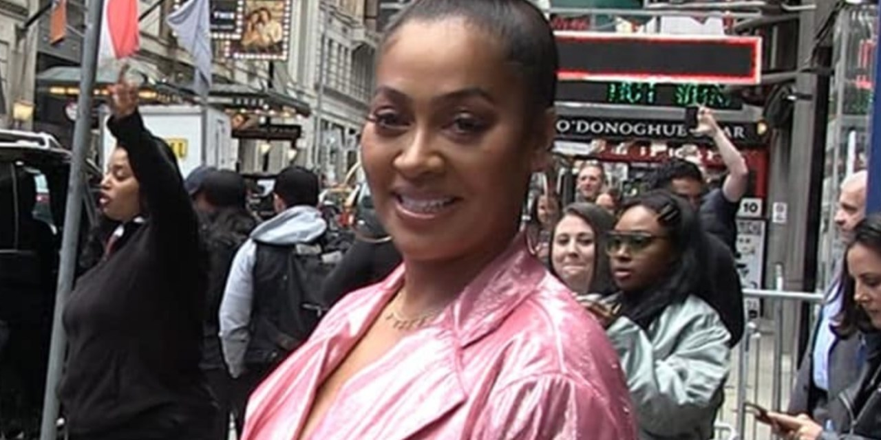 Lala Anthony Says Carmelo Will Be Back in the NBA Next Season