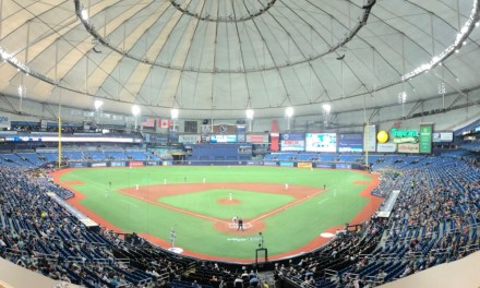 The Tampa Bay Rays Set an Embarrassing Attendance Low for Tropicana Field