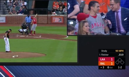 Mike Trout Delivers on 7 Year Old Superfan's Request For Homer
