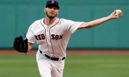 Chris Sale Recorded a Career High 17 Strikeouts