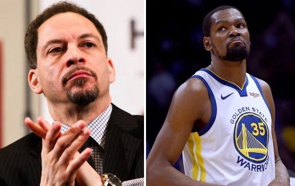 Kevin Durant Has Once Again Called Out Chris Broussard