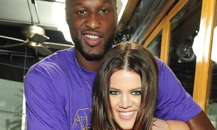 eb9b20978f8 Lamar Odom Showers Praise on Khloe Kardashian For Not Showering While in  Hospital