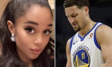 Laura Harrier Unfollowed Klay Thompson An Hour Before the NBA Finals Tipped Off