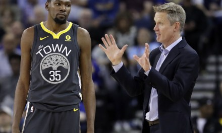 Kevin Durant Is Reportedly Not Feeling Steve Kerr Anymore