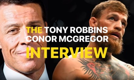 Conor McGregor Declares 'The War is Not Over' With Khabib in Tony Robbins Interview