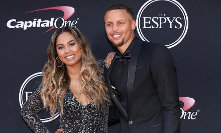 Postpartum Depression Led Ayesha Curry to Get a Botched Boob Job