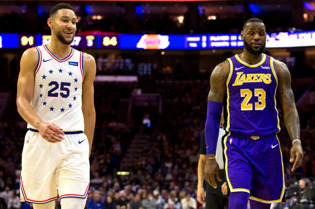 41905b112d0d LeBron Could Be Traded to the 76ers for Ben Simmons - Sports Gossip