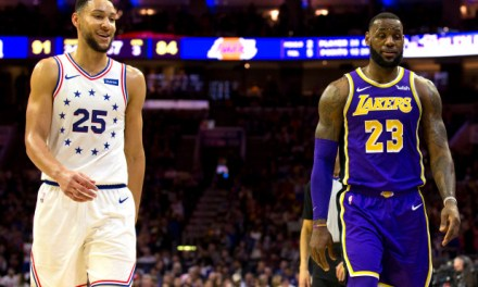 LeBron Could Be Traded to the 76ers for Ben Simmons