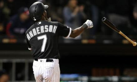 Tim Anderson is Donating to Anti-Violence Efforts Every Time He Steals a Base