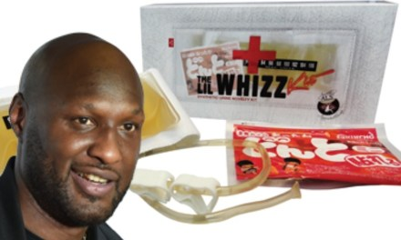 Lamar Odom Used a Prosthetic Penis to 'Pass a Drug Test' for the 2004 Olympics