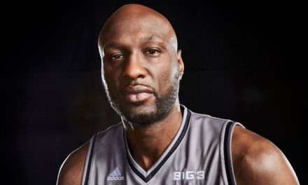 Here's an Update on Lamar Odom's Addiction Battle
