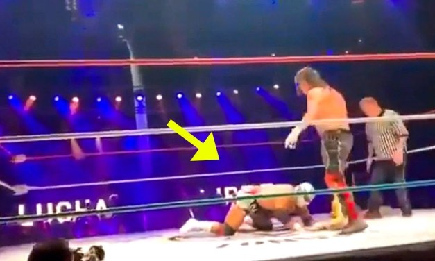 WCW Wrestler Silver King Dies Mid Show After Collapsing in Ring