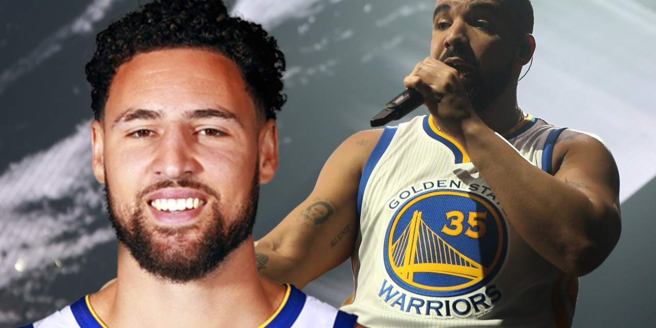 Klay Thompson Comments on Drake Before Game 1 in Toronto