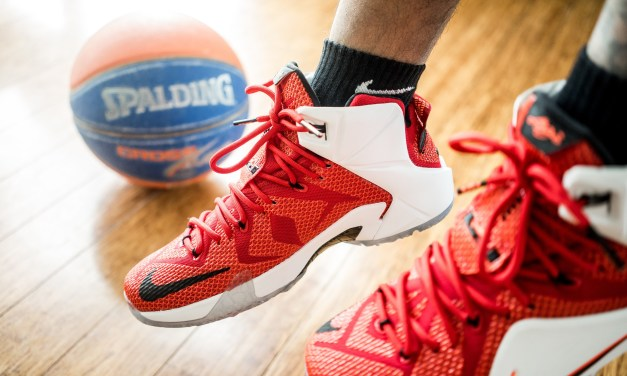 Different Types of Basketball Shoes for Pro Basketball Players