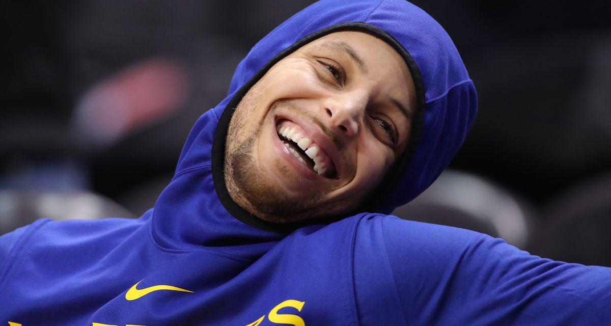 ce47e75eddf Steph Curry Says Warriors Smiled after Kevin Durant Got Injured ...