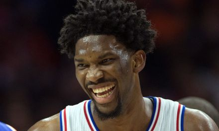 Joel Embiid Returns To Twitter With a Brand New Profile Pic
