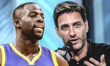 Draymond Green Fires Back At Mike Greenberg After Greeny Took His Shot