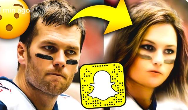 9b70ec63db7 Snapchat's Gender Swap Filter on NFL Stars is Fantastic - Sports Gossip