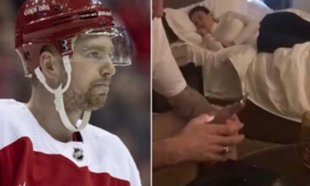 NHL Clears Capitals' Kuznetsov Over Video Showing White Powder