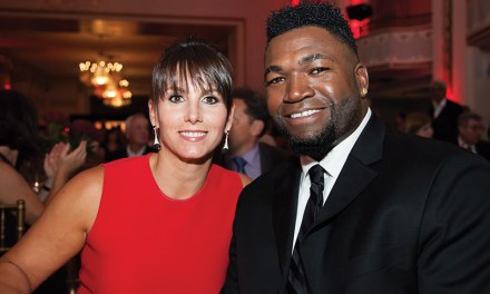 Tiffany Ortiz Thanks Hero Who Helped Save David Ortiz's Life