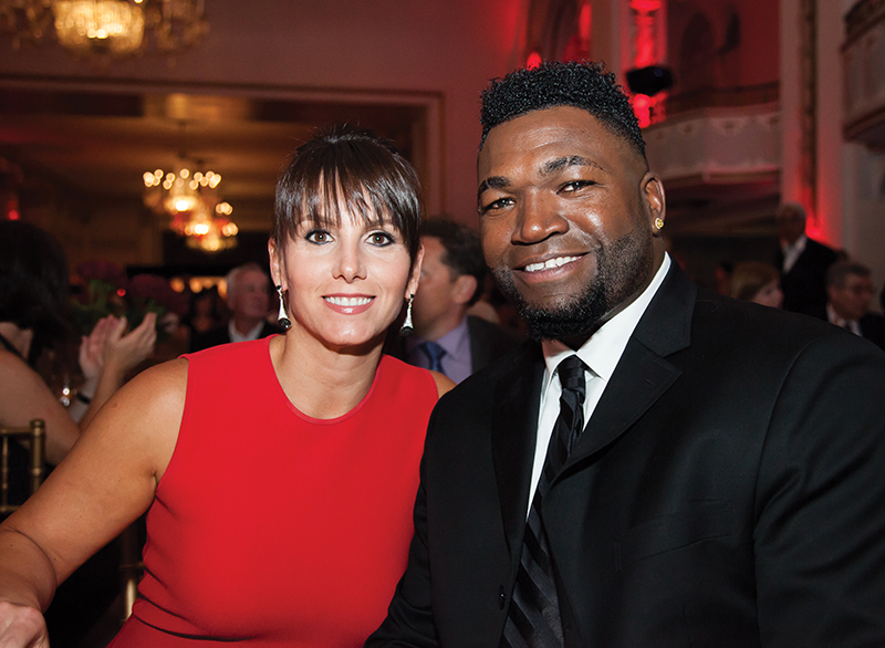 Tiffany Ortiz Thanks Hero Who Helped Save David Ortiz's Life