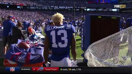 Odell Beckham Jr. Takes More Shots at the Giants