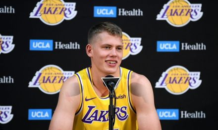 Lakers Mo Wagner Apologizes for Liking a Pro George Zimmerman Tweet