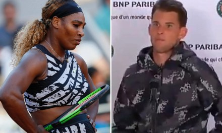 Tennis Player Hits Out At Serena Williams for Having a 'Bad Personality'