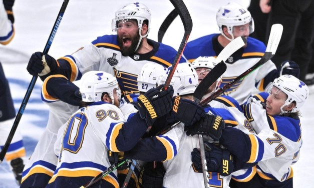 Local Newspaper Prematurely Congratulates St. Louis Blues on NHL Stanley Cup Win