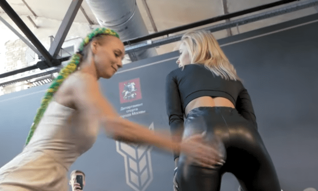 The Female Version of the 'Male Slapping Championships' Has Arrived