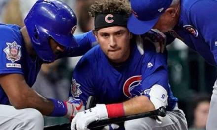 Albert Almora Jr. Has Been in Touch with the Family of Little Girl He Hit with a Foul Ball