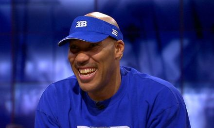 LaVar Ball Says Magic Johnson Told Him the Lakers Would Give LiAngelo a Shot