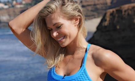 Meet Fitness Model Krystal Nielson, Ric Flair Praises Wife's Bikini Beach Body & Arnold Schwarzenegger Made A Rap Song