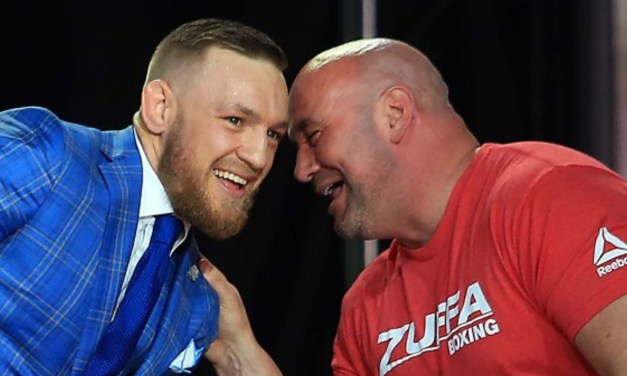 Dana White Says Conor McGregor Will Fight in 2019