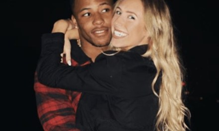 Saquon Barkley's Girlfriend Anna Congdon Celebrated Her 21st Birthday