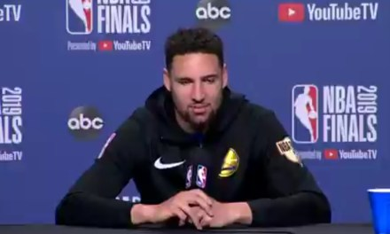 """Klay Thompson on the End of the Warriors Dynasty """"Everything That's Great Always Comes to an End"""""""