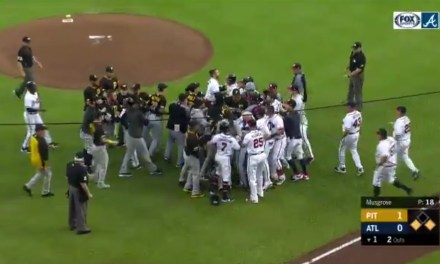 Josh Donaldson and Joe Musgrove were Ejected after Benches Cleared in Atlanta