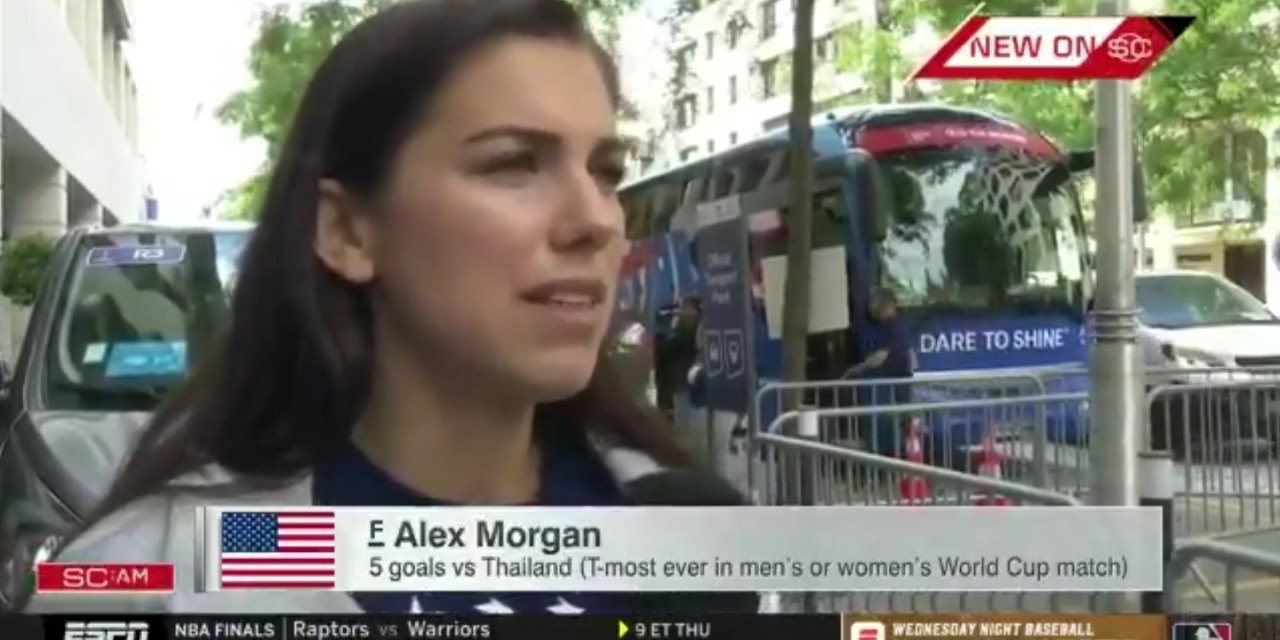 Alex Morgan Defends US Women's Soccer Team's Destruction of Thailand
