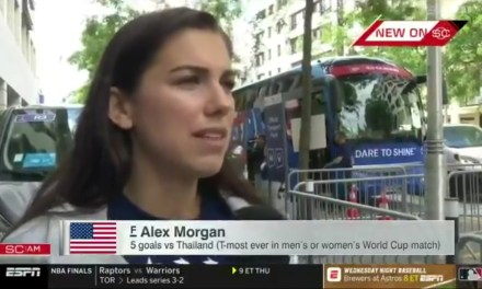 Alex Morgan Defends US Women's Soccer Team's Destruction of Thailand