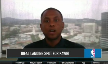 """NBA Agent B.J. Armstrong is Hearing the """"Knicks Are in the Fold"""" to Land Kawhi Leonard"""