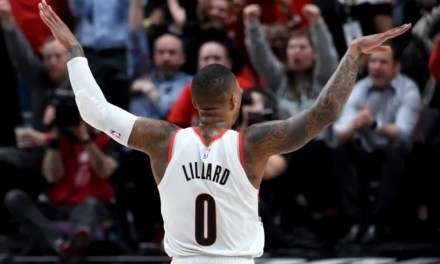 Damian Lillard Agrees to 4-Year Extension With the Blazers
