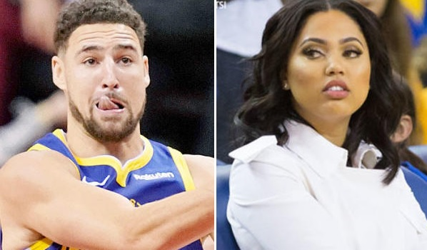 Klay Thompson Was Busy Before Game 2 Liking Ayesha Curry's Friends IG Pics
