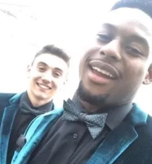 JuJu Smith-Schuster Went to a High School Prom with a Guy Named Anthony and Had the Crowd Chanting 'F*ck AB'