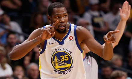 Kevin Durant Posted a Cryptic Message on His Instagram Story Ahead of Game 4